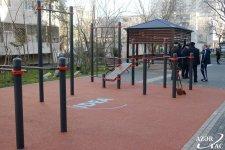 В рамках проекта «Наш двор» жителям Баку передан очередной благоустроенный двор (ФОТО) - Gallery Thumbnail