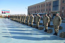 Azerbaijani peacekeepers back from Afghanistan (PHOTO) - Gallery Thumbnail