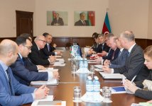 Azerbaijan, Europe strengthen cooperation in air traffic management (PHOTO) - Gallery Thumbnail