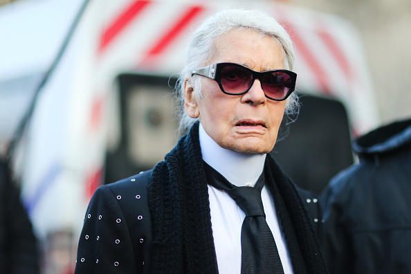 Famous Fashion Designer Karl Lagerfeld Dies At The Age Of 85