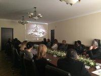 Xəzər rayonunda Xocalı soyqırımının 27-ci ildönümü qeyd olunub (FOTO) - Gallery Thumbnail