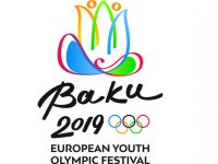 "Mascots of ""Baku 2019"" Summer European Youth Olympic Festival presented in Baku - Gallery Thumbnail"