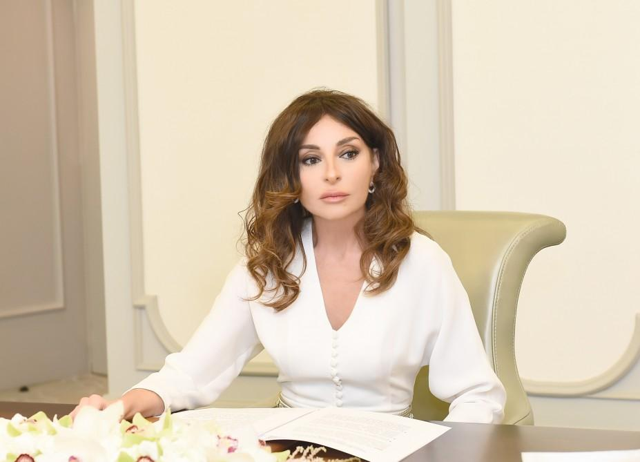 First Vice-President Mehriban Aliyeva: May Almighty God always protect our countries and peoples (PHOTO)