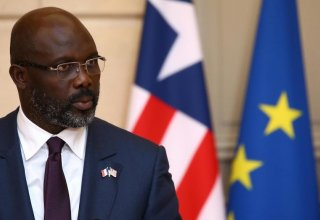 President of Liberia heads to Israel for diplomatic visit