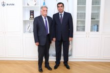 Ambassador of Afghanistan pays visit to Baku Higher Oil School (PHOTO) - Gallery Thumbnail