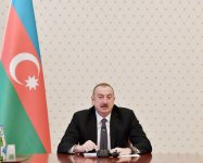 President Ilham Aliyev chairs meeting on economic & social issues (PHOTO) - Gallery Thumbnail