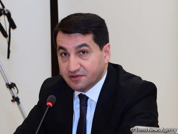 Hikmet Hajiyev: Armenia's aggressive policy prevents ceasefire from turning into peace