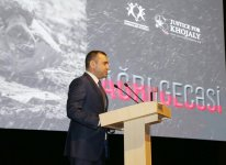 """VP of Heydar Aliyev Foundation attends event held under """"Justice for Khojaly"""" campaign (PHOTO) - Gallery Thumbnail"""