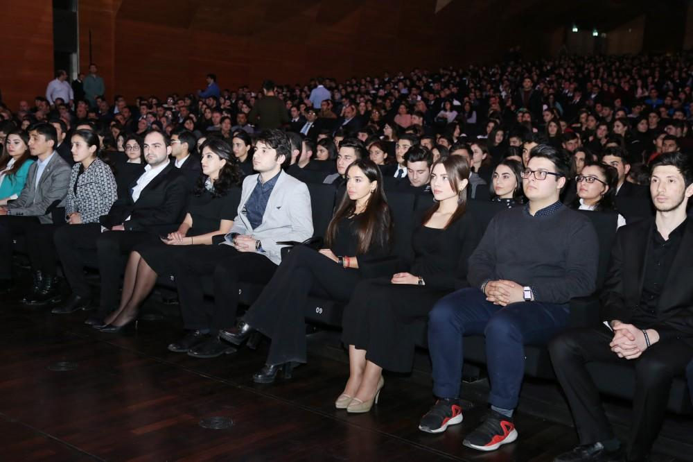 """VP of Heydar Aliyev Foundation attends event held under """"Justice for Khojaly"""" campaign (PHOTO)"""