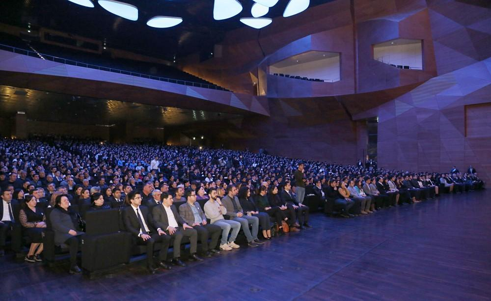 """VP of Heydar Aliyev Foundation attends event held under """"Justice for Khojaly"""" campaign (PHOTO) - Gallery Image"""