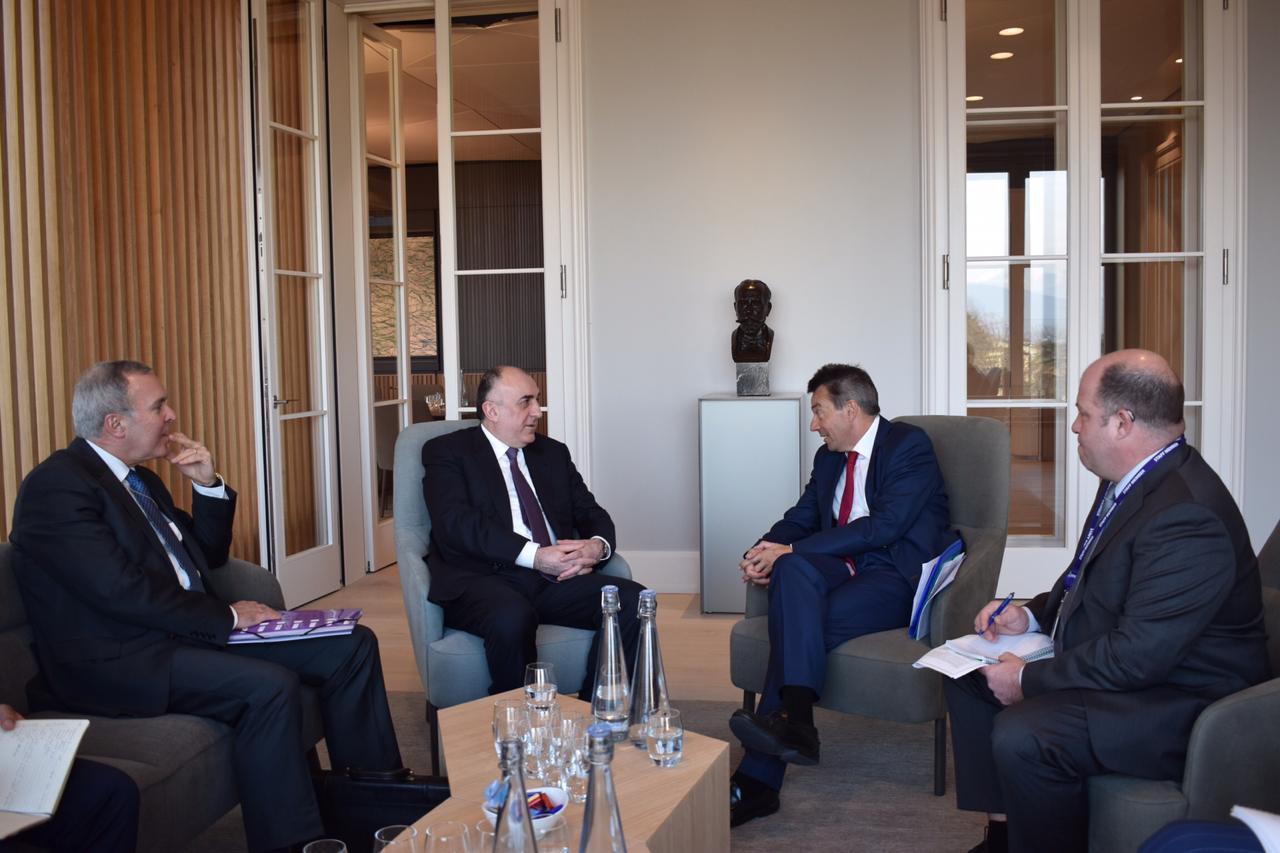 Эльмар Мамедъяров призвал МККК дать должную оценку действиям Армении как страны-оккупанта (ФОТО)
