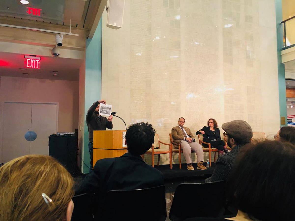 Jewish, Muslim organizations in NY commemorate victims of Khojaly tragedy (PHOTO)