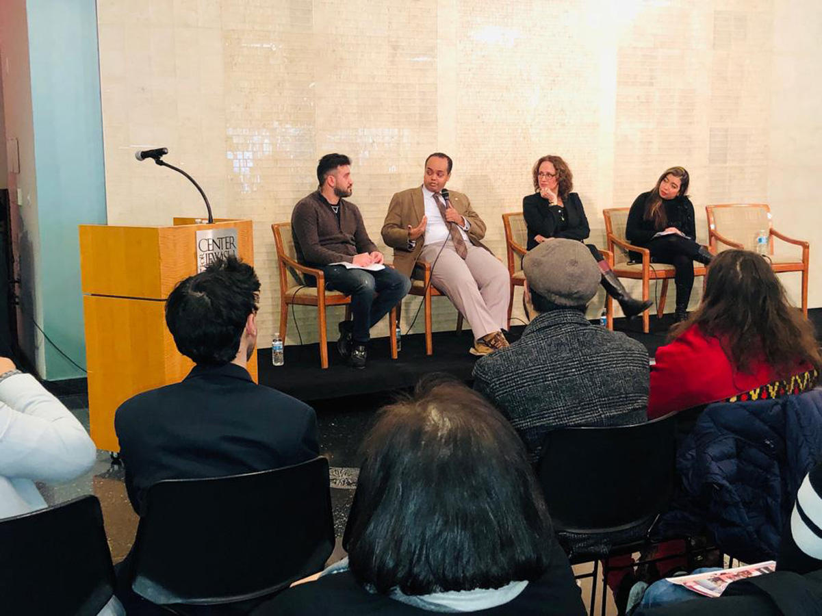 Jewish, Muslim organizations in NY commemorate victims of Khojaly tragedy (PHOTO) - Gallery Image