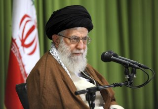 Ayatollah Khamenei: Resolution of Karabakh conflict dependent on constant dialogue between Azerbaijani, Armenian officials