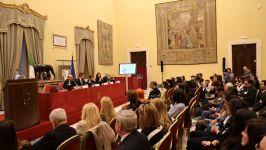 İtaliya parlamentində Xocalı soyqırımının 27-ci ildönümü ilə əlaqədar tədbir keçirilib (FOTO) - Gallery Thumbnail