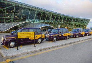 Only one taxi company to operate at Baku airport (PHOTO)