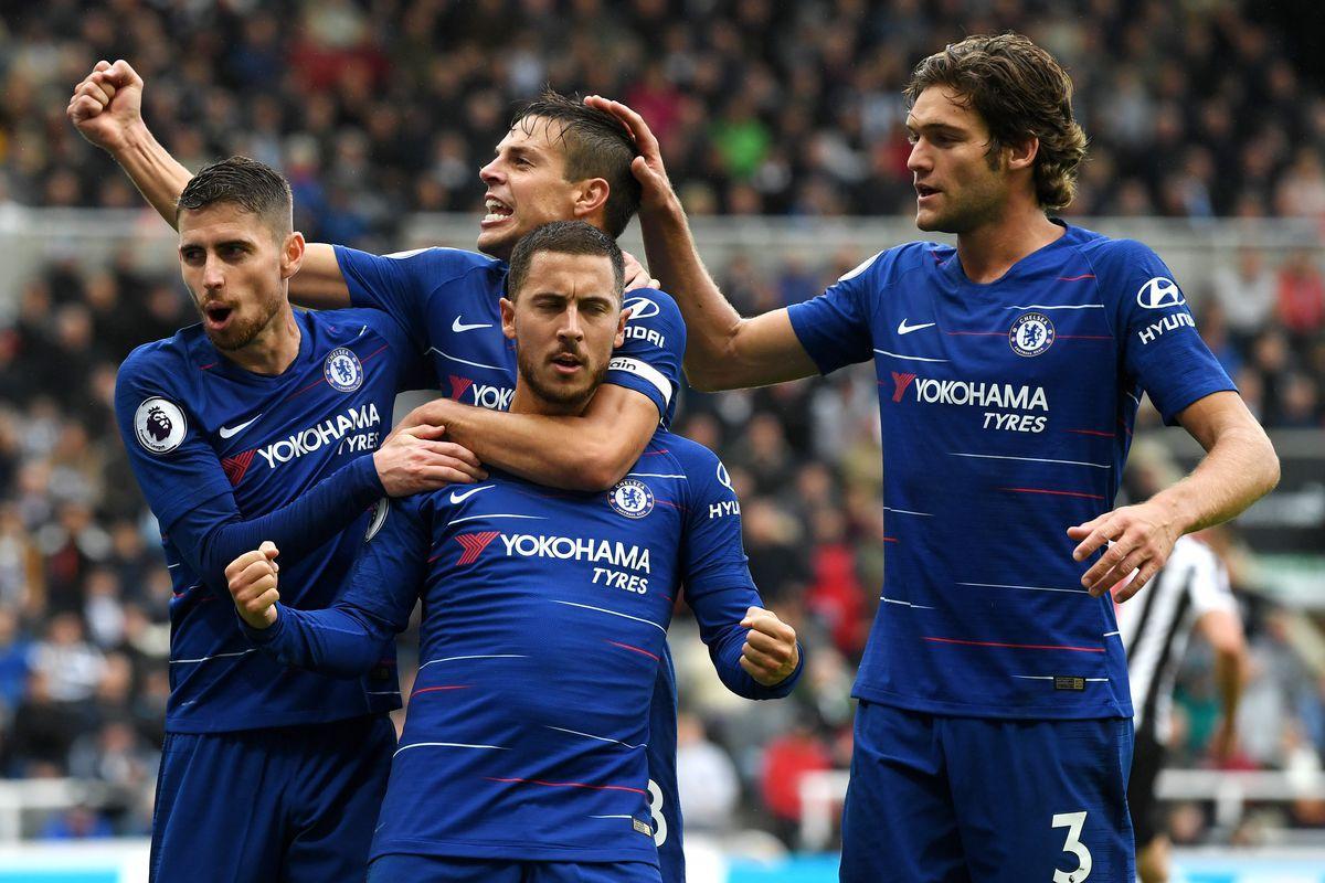 Chelsea tie Frankfurt 1-1 in UEFA Europa League