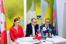 В Баку приедут послы Швейцарии из пяти стран - посол (ФОТО) - Gallery Thumbnail