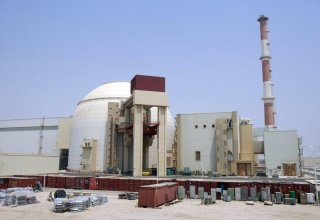Iran's Atomic Energy Organization talks Bushehr Nuclear Power Plant