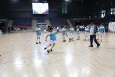 Nazirlər tennis oynadı - FOTO - Gallery Thumbnail