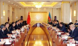 China supports Trans-Caspian Int'l Transport Route - minister (PHOTO) - Gallery Thumbnail