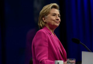 Hillary Clinton rules out 2020 run, but says 'I'm not going anywhere'