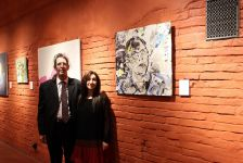 """Azerbaijani artists among finalists of int'l """"Portrait Now! 2019"""" competition (PHOTO) - Gallery Thumbnail"""