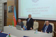UNEC-in gənc müəllimləri and içib (FOTO) - Gallery Thumbnail