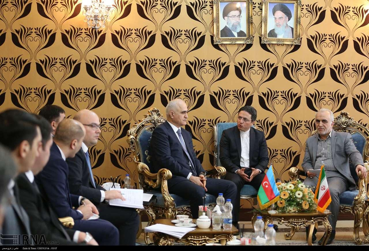 Iran, Azerbaijan may sign financial agreements (PHOTO) - Gallery Image