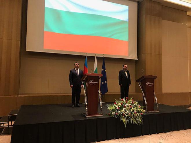 Minister talks on Azerbaijan-Bulgaria strategic relations