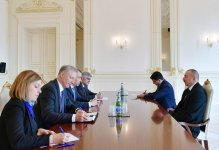 Ilham Aliyev: Controversial official statements by Armenia unacceptable, undermine negotiations (PHOTO) - Gallery Thumbnail
