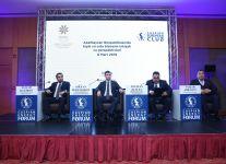 "KOBİA və ""Caspian European Club"" birgə biznes-forum keçirib (FOTO) - Gallery Thumbnail"