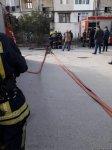 Пожар в жилом здании Баку потушен: причина возгорания - короткое замыкание (ФОТО) (Обновлено) - Gallery Thumbnail