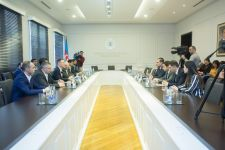 Azerbaijani Education Ministry, Bakcell and AzEduNet sign cooperation protocol (PHOTO) - Gallery Thumbnail