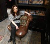 Картины удивительной Кенуль Исмайловой в произведениях  писателей Южной Америки (ФОТО) - Gallery Thumbnail