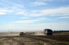 Азербайджанская артиллерия заняла огневые позиции (ФОТО/ВИДЕО) - Gallery Thumbnail
