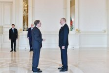 Ilham Aliyev: Azerbaijan welcomes recent statement of OSCE MG co-chairs (PHOTO) - Gallery Thumbnail