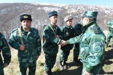 One killed during skirmish on Azerbaijani-Iranian state border (PHOTO) - Gallery Thumbnail