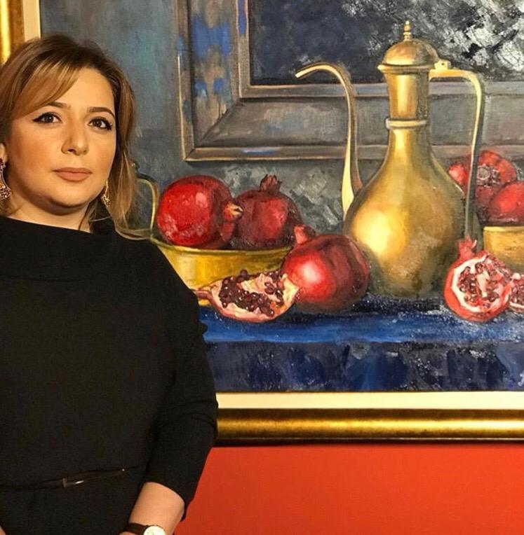 Сын перестал рисовать, а я продолжила…– художница Кямаля Алиева (ФОТО)