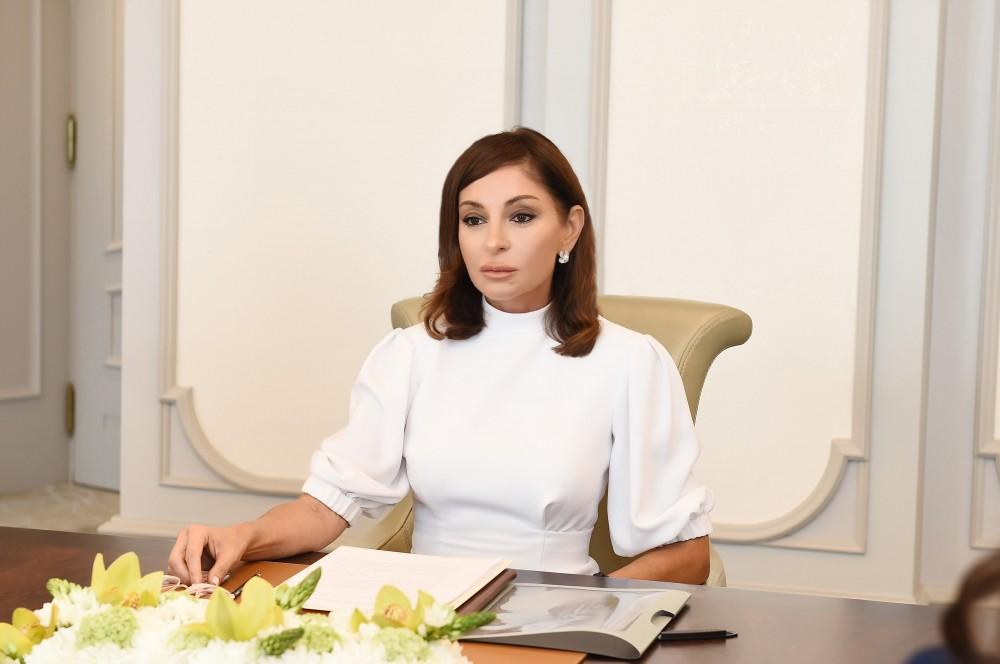 Mehriban Aliyeva: Each of us is obliged to do our best to bring the moment of the Great Victory closer (PHOTO)