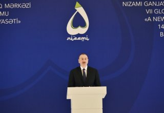Ilham Aliyev: Basically our foreign policy is stable, predictable, and independent, based on our national interests