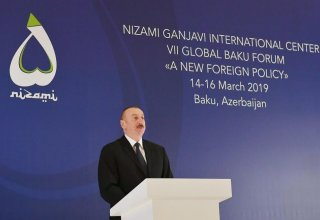 President Aliyev: Geography of countries planning to join SGC projects growing