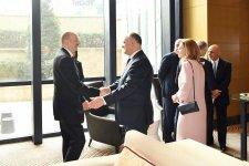 Президент Ильхам Алиев принял участие в VII Глобальном Бакинском форуме (ФОТО) - Gallery Thumbnail