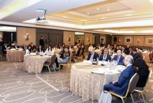 Azərbaycanda peşə standartlarının hazırlanması və tətbiqi ilə bağlı seminar keçirilir (FOTO) - Gallery Thumbnail