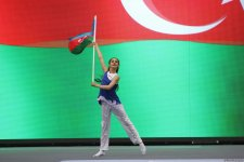 Opening ceremony of FIG Artistic Gymnastics Individual Apparatus World Cup held in Baku (PHOTO) - Gallery Thumbnail