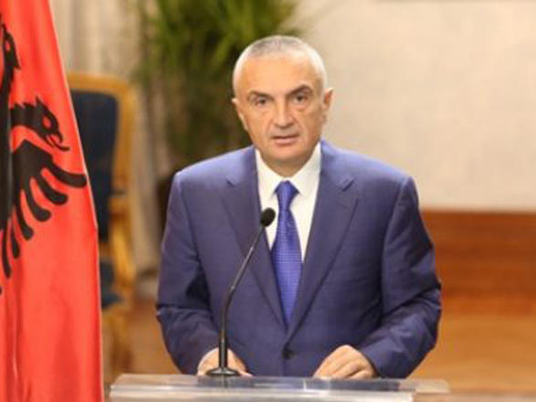Albanian president calls for long-term strategy in coping with COVID-19