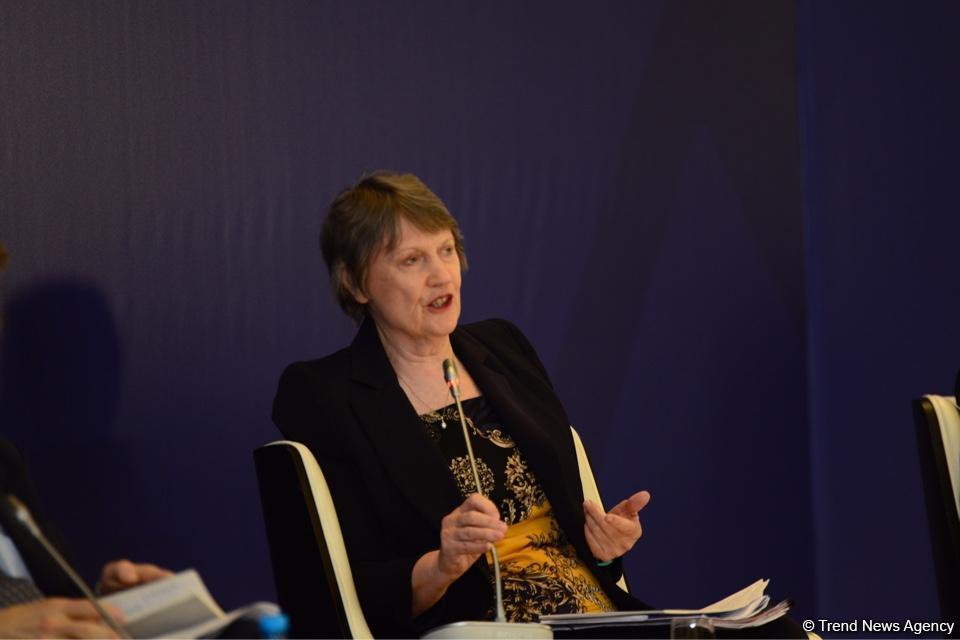VII Глобальный Бакинский форум продолжает работу панельными обсуждениями (ФОТО) - Gallery Image