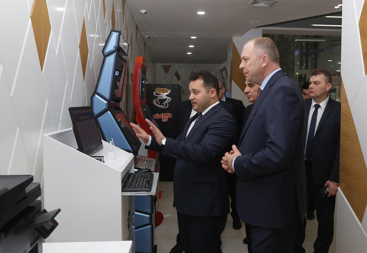 Delegation of Investigative Committee of Belarus continues visit to Baku (PHOTO) - Gallery Image