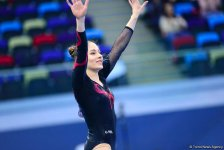 FIG World Championships continue in Azerbaijan's National Gymnastics Arena (PHOTO) - Gallery Thumbnail