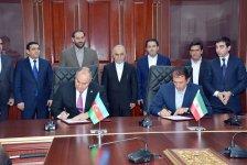 Azərbaycan və İranın gömrük orqanları arasında protokol imzalanıb (FOTO) - Gallery Thumbnail